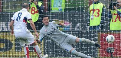 Palacio score 3-2 in San Siro, Genoa is back in the match