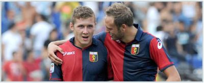 Juraj Kucka and Andreas Granqvist the fysics of Genoa