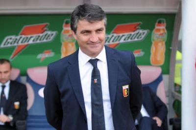 Gigi de Canio already was trainer of Genoa in the season 2004/2005