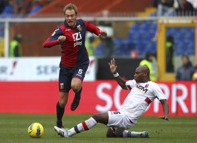 Genoa Club Amsterdam Genoano of the year: Andreas Granqvist