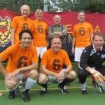 Genua Club A'dam op toernooi oktober 2013