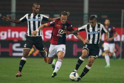 Soccer: Serie A; Udinese-Genoa