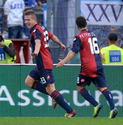 Soccer: Serie A; Lazio-Genoa