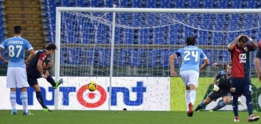 Alberto Gilardino again takes a penalty after he missed the last, Matuzalem is afraid to watch