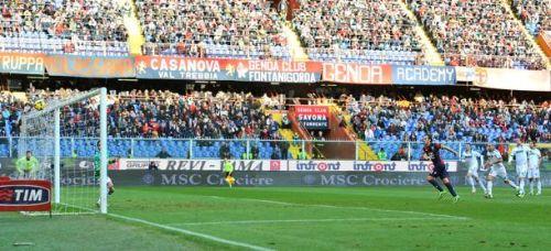 Serie A/Genoa-Sassuolo