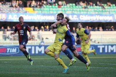 Calcio: Serie A; Chievo-Genoa