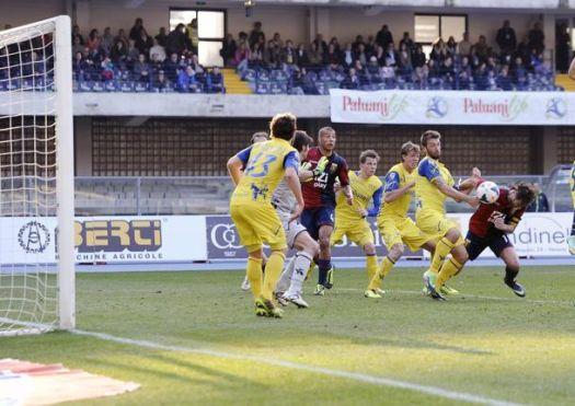 Soccer: Serie A; Chievo-Genoa