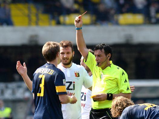 Hellas Verona FC v Genoa CFC - Serie A