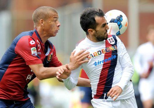 Serie A/Genoa-Cagliari