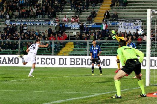Soccer: serie A, Atalanta-Genoa